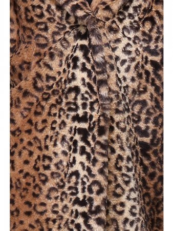 Manteau Long LEOPARD, image 04