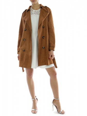 Trench color camel ESTHER H, image 02