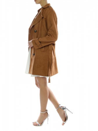 Trench color camel ESTHER H, image 03