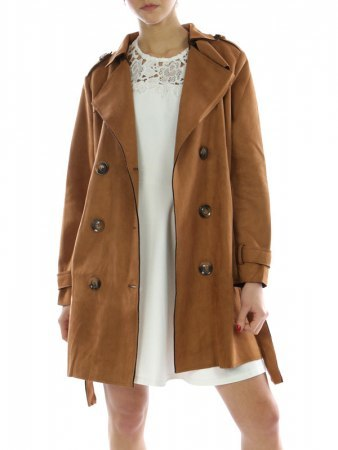 Trench color camel ESTHER H