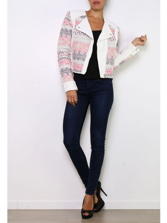 Veste Rose MADISON, image 04