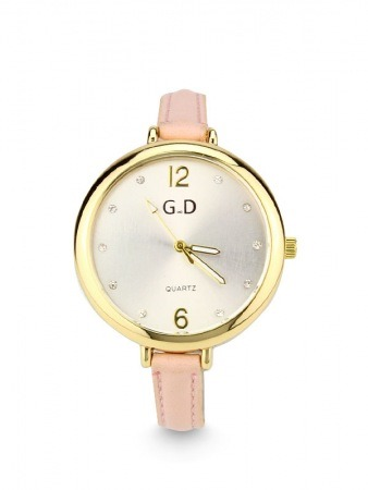 Montre Rose GD Quartz