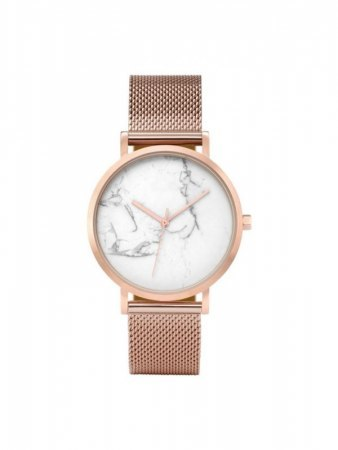 Montre Rose Gold/Marbre