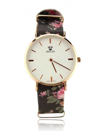 Montre Flowers Multicolors BELLOS