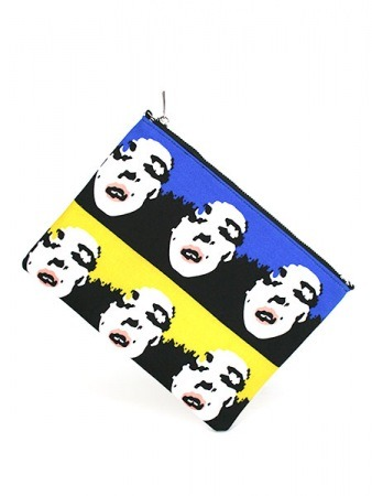 Pochette Multicolore POP ART