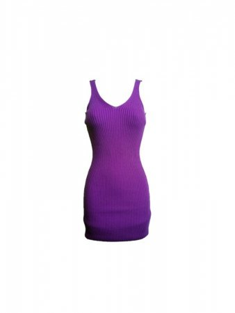 Robe shape Violette VAN DER ROCK