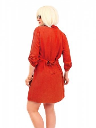Robe Orange, image 02