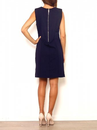 Robe Bleue Chic MARIE JUNE, image 03
