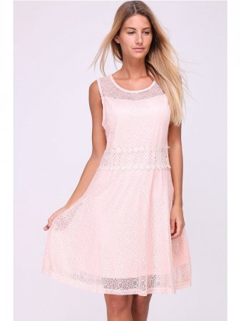 Robe Rose FOLIANGEL