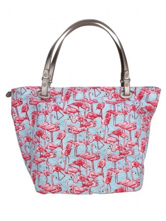Grand Sac FLAMANTS JESS Flowers