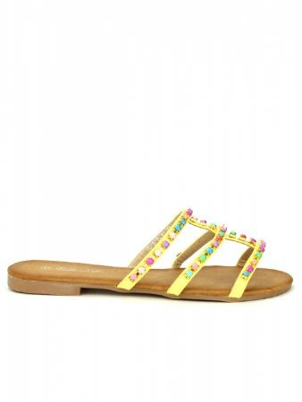 Sandale Yellow CINKS MEO