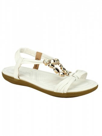 Sandale simili white CINKS