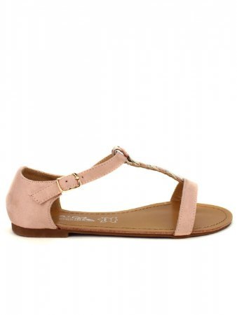 Tong Rose CINKS ME simili peau , image 02