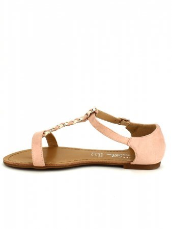 Tong Rose CINKS ME simili peau , image 03