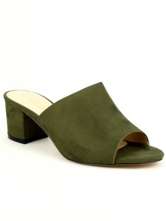 Mule color kaki CINKS, image 02