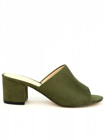 Mule color kaki CINKS