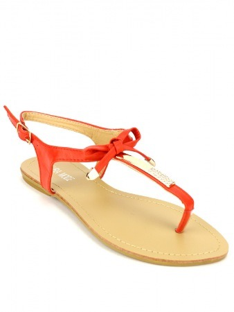 tong, Tongs Rouge Chaussures Femme, Cendriyon