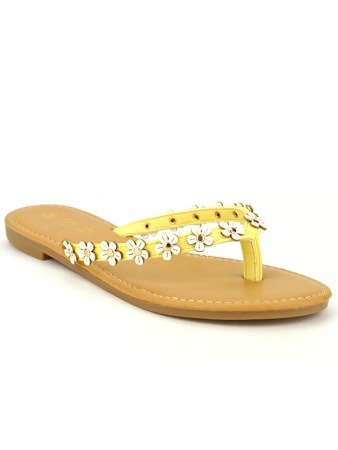 Tongs Yellow CINK ME MODE