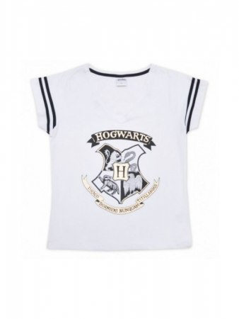 Tee shirt Blanc HARRY POTTER