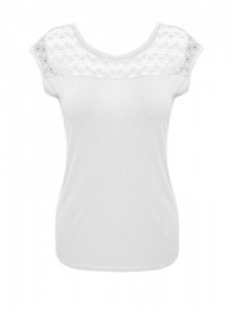 Top Basique Blanc IDEAL