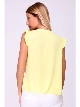 Tops Jaune JULIA, image 04