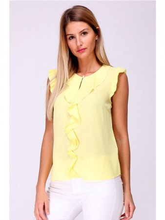 Tops Jaune JULIA