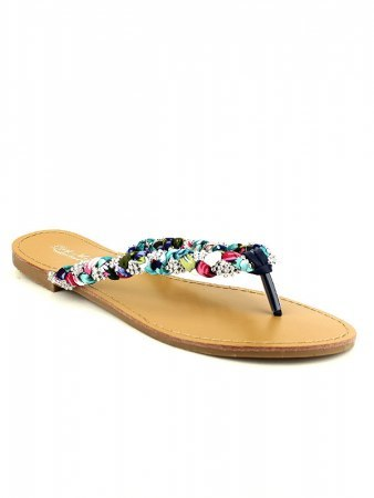 Tong color Bleue Floral CINKS, image 02