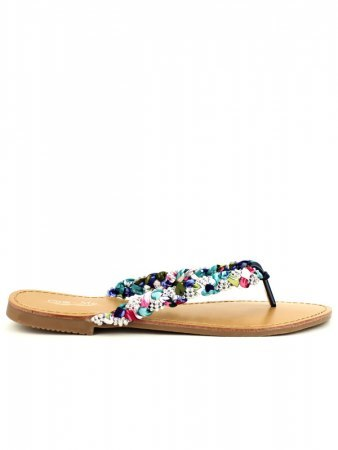Tong color Bleue Floral CINKS