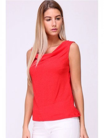 Top color Rouge REVD'ELLE
