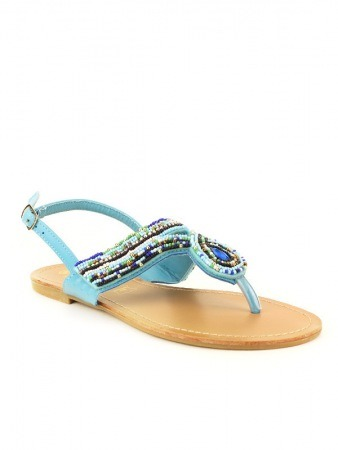 Tong Turquoise PERLA Mode