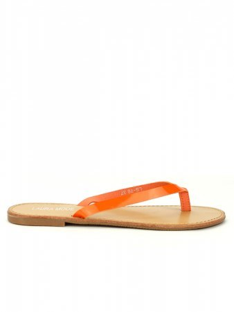 Tong Color orange Vernie MODA