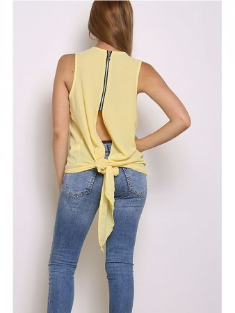 Tops Jaune MODERN FASHION, image 02