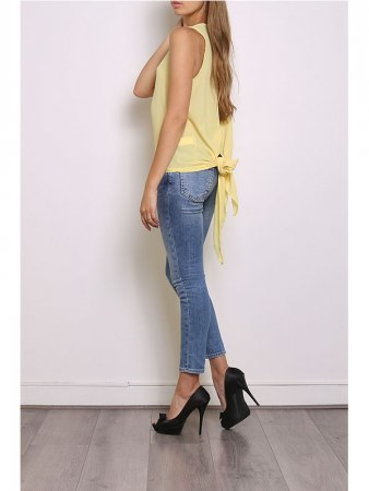 Tops Jaune MODERN FASHION, image 03