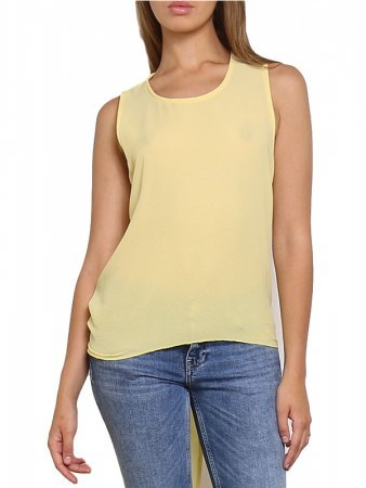 Tops Jaune MODERN FASHION