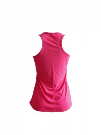 Top Rose Fluo avec inscription RZ FASHION, image 04