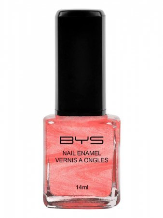 Vernis à Ongles Irisés Orange Caraïbe BYS