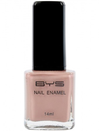 Vernis à Ongles Rose Marshmallow BYS
